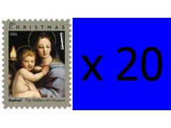 Forever Stamps Book of 20